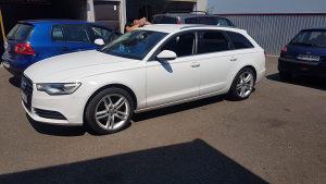 Audi A6 4G 3.0 TDI quattro