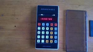 Kalkulator Aristo M 85 s