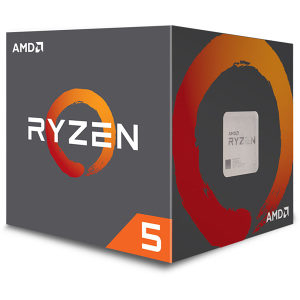 Ryzen 5 2600X 3.60GHz AMD AM4 BOX