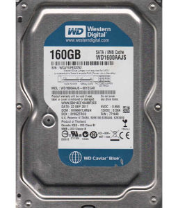 Polovan HDD 160GB 3.5 in (3853)