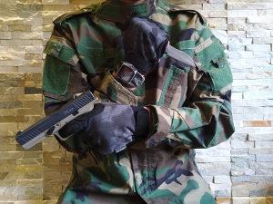 EMERSON taktičke rukavice Airsoft, motor, planinarenje, lov