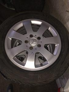 Mercedes-Benz felge 16-ke
