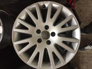 Audi felge 17ke