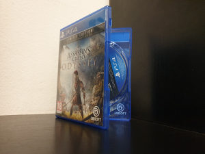 Assassin's Creed Odyssey (Playstation 4 - PS4)