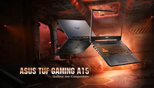 ASUS TUF Gaming A15 AMD Ryzen 7 4800H/GTX 1650 Ti
