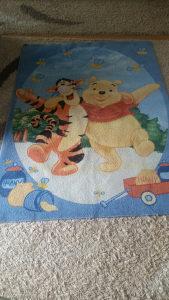 ĆILIM TEPIH 130x185 Winnie Pooh