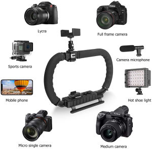 DSLR mobitel Action Camera hydra stabilizator