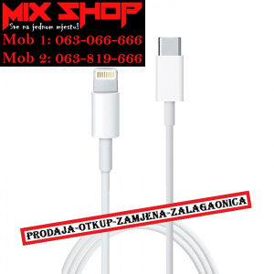 Lightning to USB Cable Punjač IPHONE 11 PRO MAX Kablo C