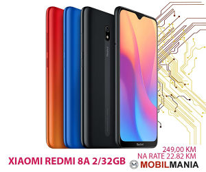XIAOMI REDMI 8A 2/32GB