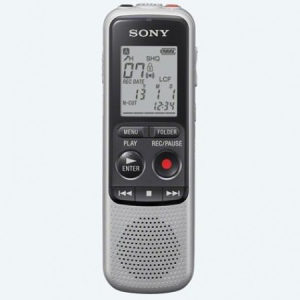 SONY digitalni diktafon BX-140 4GB