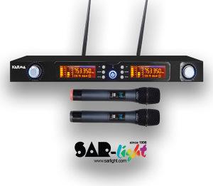 KARMA SET-7822 bežični dupli mikrofon