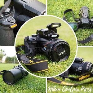 Nikon Coolpix P1000 125x Superzum