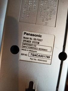 Zvucnici Panasonic