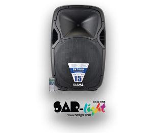 KARMA BX-7415A 450W aktivna zvučna kutija