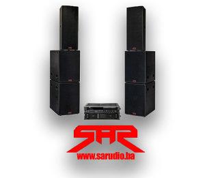SAR 1 razglasni sistem