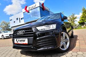 Audi Q3 2.0 TDI Quattro S-Tronic Sport 3xS-Line