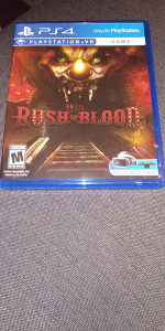 PlayStation/Play Station/PS4 VR Rush of Blood