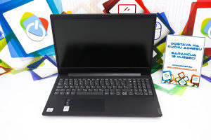 Laptop Lenovo 81W8; i3-1005G1; 256GB SSD; DDR4; NOVO