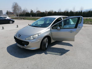 Peugeot 307 2.0 Limited Edition Rugby