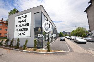 ON TIME Izdaje: Reklamno mjesto, Buća Potok, 64 m2