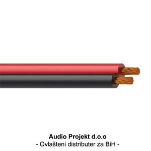 KABAL ZA ZVUČNIKE PROCAB ALS15 2x1.5mm 16AWG