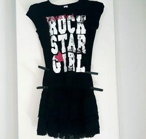Komplet Rock Star za djevojčice, 11 god., SNIŽENJE, 100