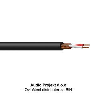 KABAL ZA MIKROFON PROCAB MC105 flex 2x0.125 mm2 26 AWG