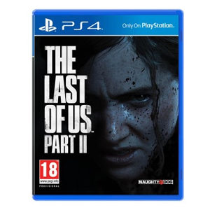 The Last of Us Part 2 II (PS4 - Playstation 4)