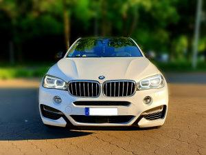 BMW X6 M5.0 d