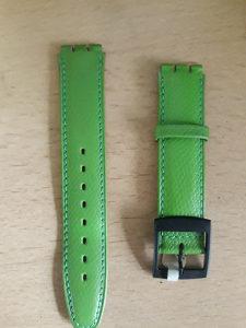 Narukvica kožna za Swatch sat