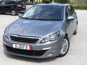 Peugeot 308 SW 1.6hdi kao nov !! REGISTROVAN