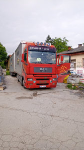 Man tandem +prikolica g.pr 2006/2007registrovano