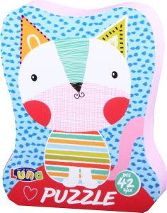 Luna puzzle Smile 25 x 20 cm 42 dijela