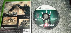 igra xbox 360 orginal LEFT 4 DEAD