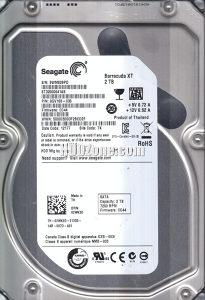 HardDisk Seagate 2 TB