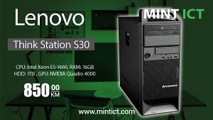 Računar Lenovo ThinkStation S30