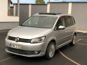Volkswagen Touran.panorama.parking asistent.