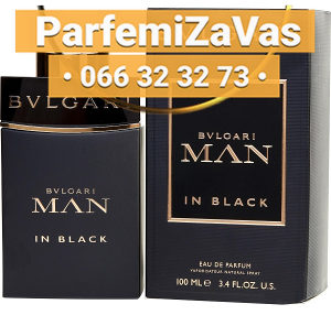 Bvlgari Man In Black 100ml EDP M 100 ml