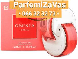 Bvlgari Omnia Coral 65ml Ž 65 ml Bulgari