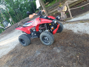 QUAD ATV POLARIS SPORT 400L