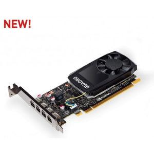 PNY VCQP1000DVI-PB Quadro P1000 4GB