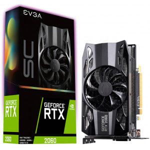 EVGA 06G-P4-2062-KR GeForce RTX 2060 6GB