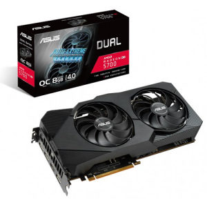 ASUS DUAL-RX5700-O8G-EVO RX 5700 8GB