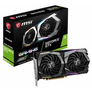 MSI GeForce GTX 1660 Ti 6GB GDDR6 Gaming