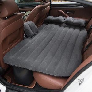 Madrac, dusek za auto sa pumpom i jastucima
