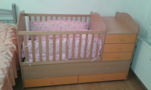 Dječiji krevetić