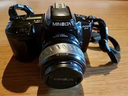 Fotoaparat MINOLTA DYNAX 3Xi