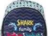 Ruksak djeciji Sharky 24x15x34cm 235847