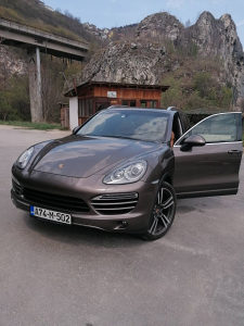 Porsche Disel 2020