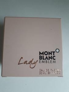 Parfem Lady Emblem Mont Blanc 30 ml - idealan poklon